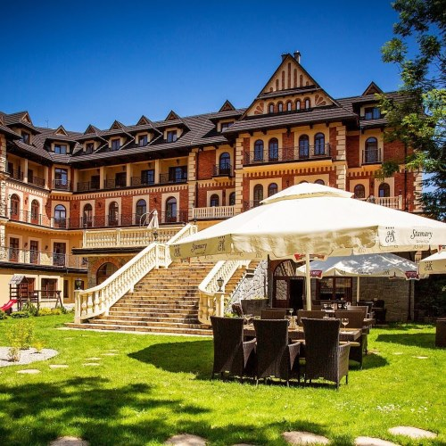 Grand Hotel Stamary - Zakopane kupon