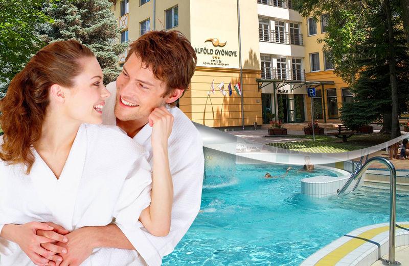Alföld Gyöngye Hotel és Konferenciaközpont *** Superior kupon