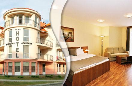 Panoráma Wellness Apartman Hotel kupon