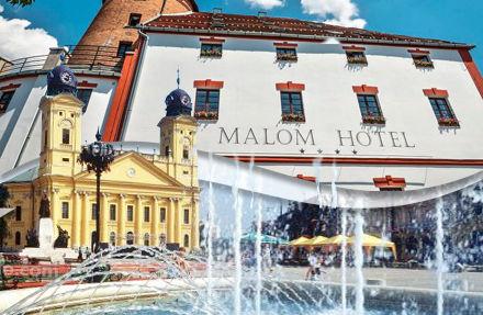 Malom Hotel **** kupon