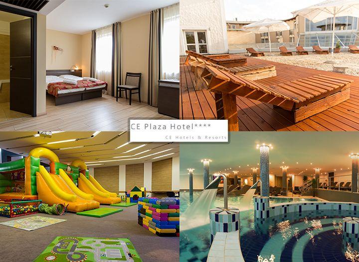 CE Plaza Hotel**** kupon