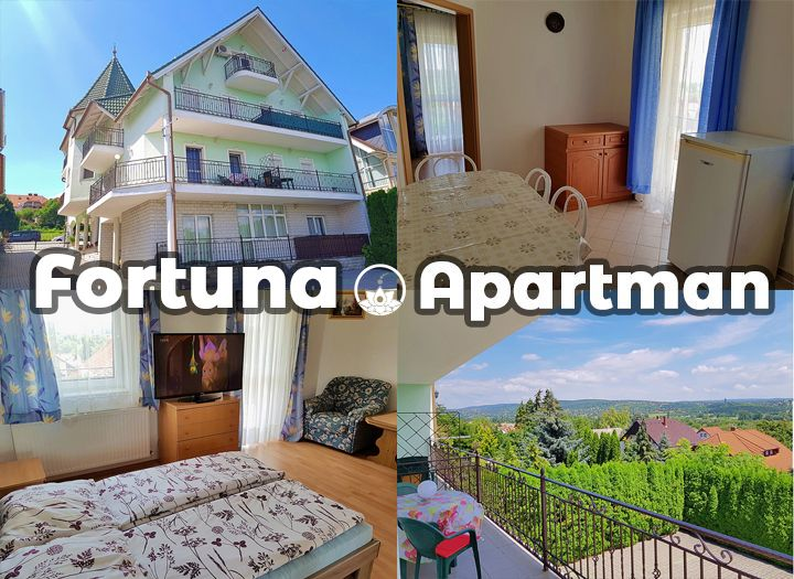 Fortuna Apartman kupon