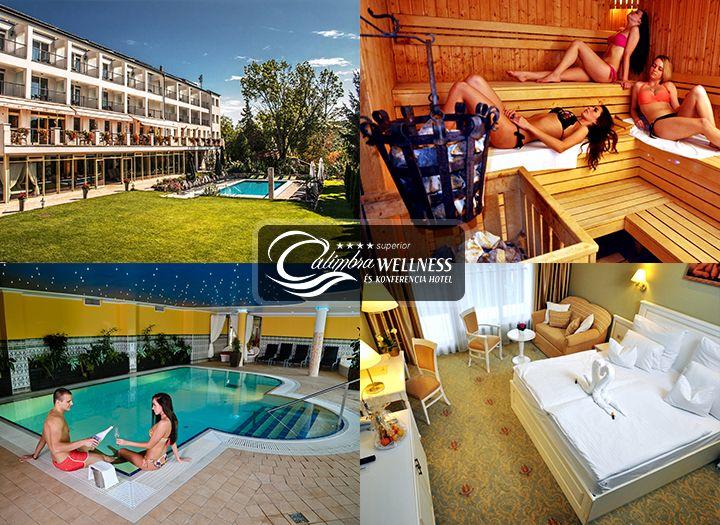 Calimbra Wellness Hotel **** kupon