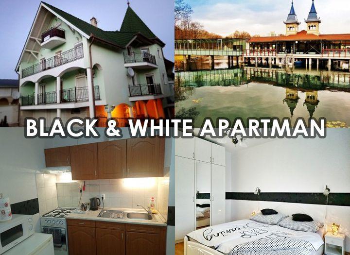 Black & White Apartman kupon
