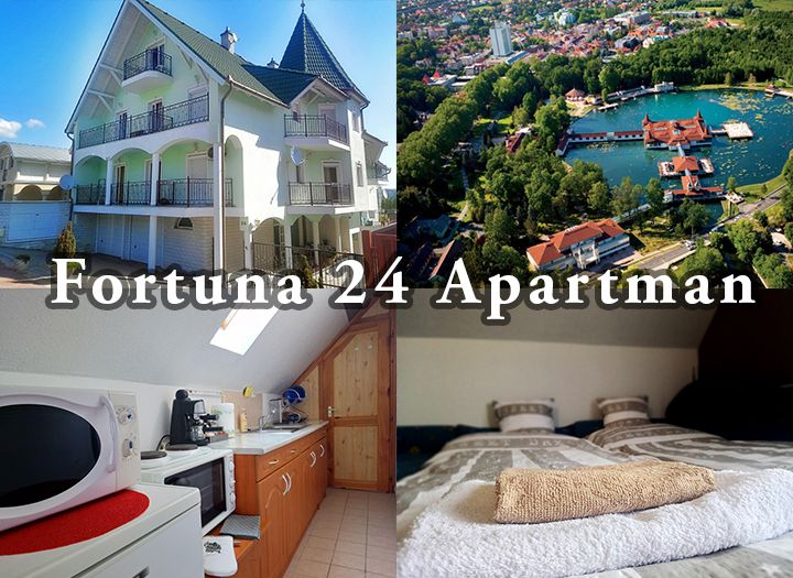 Fortuna 24 Apartman kupon