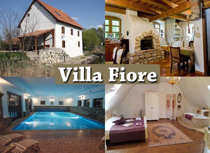 Villa Fiore kupon