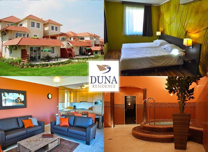Duna Residence Apartman Park kupon