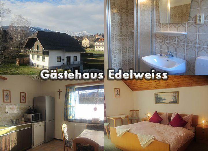 Gästehaus Edelweiss kupon