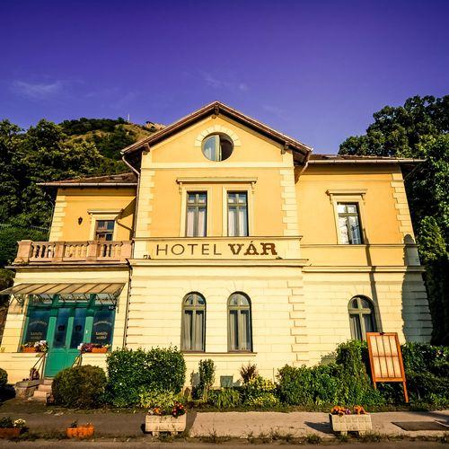 Vár Hotel Kastélyszálló Visegrád kupon