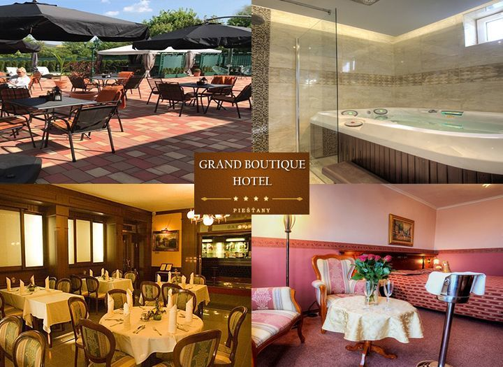 Grand BOutique Hotel Sergijo **** kupon