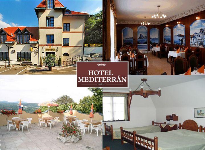 Mediterrán Hotel*** Pécs kupon