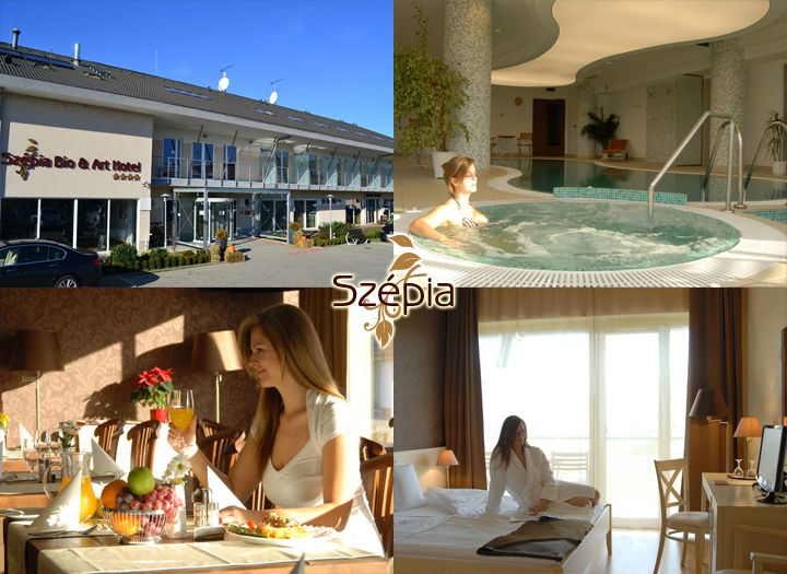Szépia Bio & Art Hotel**** kupon
