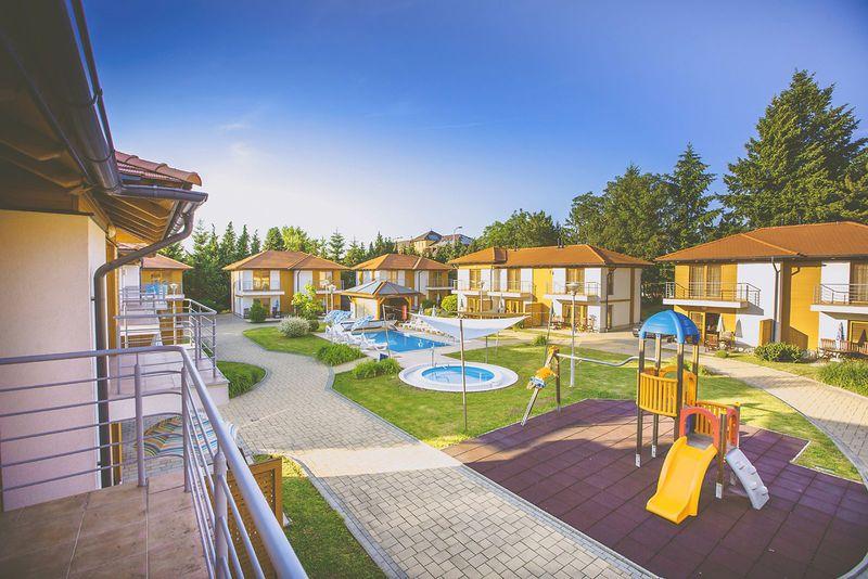 Karos Garden Family Resort - Családi Üdülőfalu kupon