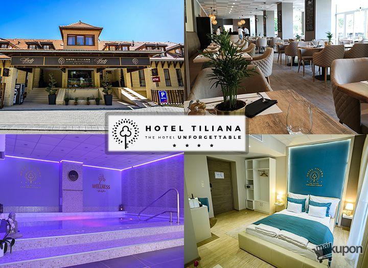 Hotel Tiliana**** kupon