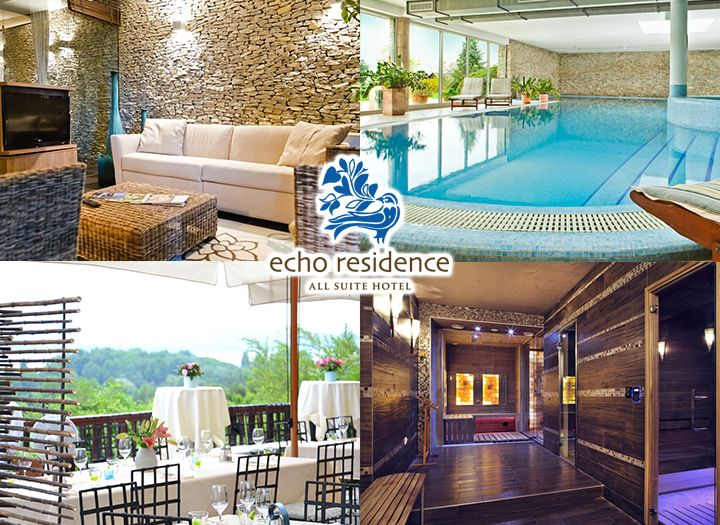 Echo Residence-All Suite Hotel kupon