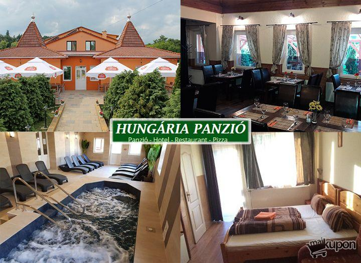 Hungária Panzió kupon