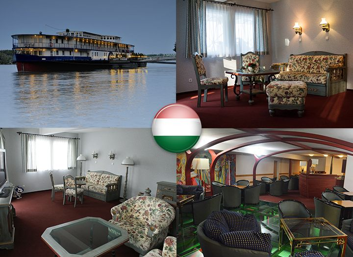 Aquamarina Hotel **** & Rendezvényhajó kupon